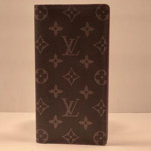 Authentic Louis Vuitton Monogram BiFold LongWallet